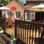 New Decking Area ideal for Lunch or Alfresco dining