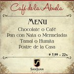 Café de la Abuela