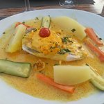 Filet de St Pierre délicieux !!