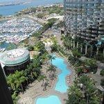 Hotel Pools and Marina