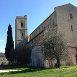 Sant Antimo By Montalcino