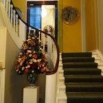 Davids Samling, Staircase
