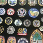 Badges from customers from around the world II