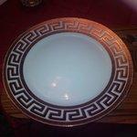Lovely plate