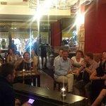 Great Night in Pizzeria Napoli with Piano Live June 2014