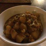 currpy potato