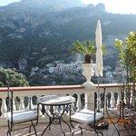 vista increible desde nuestra terraza