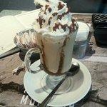 Café frappé moka