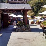 Big Sur River Inn - Good Food and Lovely Patio