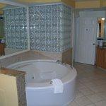 Spa Bath in main bedroom