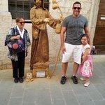 Meeting the Pilgrim