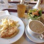 Обед в Столовой 57