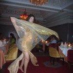 Basmane, bailarinas