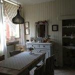 B&B Papillon dining room