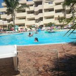 Hotel pool :)