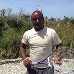 Yojalis Tennis Pro at Majestic Colonial