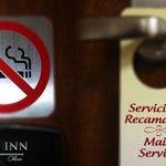 HABITACIONES NO FUMAR