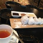 the beignets are better at Cafe du Monde