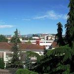 View from 'Solarium' on top floor