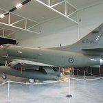 Jets used by NZRAF