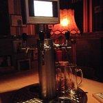 Tireuse à bière sur chaque table