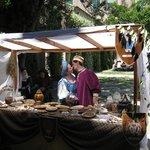 Medieval Fair, Giardino delle Duchesse
