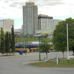 Excellent location downtown Anchorage