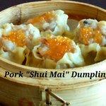 "Dim Sum - pork ""shui mai"" dumplings"
