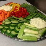 Veggie Tray for Catering