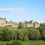 La vieille cité de Carcassonne