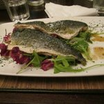 Sea Bass to die for
