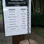 The weather stone - very funny!