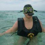 snorkel....