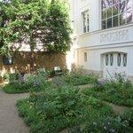 Delacroix's studio from the garden