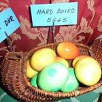 huevos duros hechos con amor