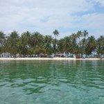Île où l on dejeune le premier jour