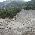 The Epidauros Theatre