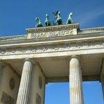 Pariser Platz - la porta di Brandenburgo