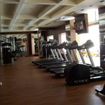 gym- if your feeling energetic