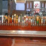 The most taps in Custer!