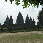 Prambanan overview
