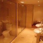 Bathroom, VERY spacious