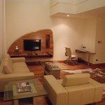 Living room VERY spacious