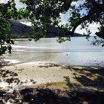 Cape trib beach.