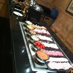 Breakfast - Cold and Hot buffet