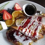 Brandied French Toast