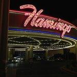 Sign outside - lovely, retro Vegas style