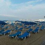 The beach June 2014