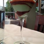 Thin Mint Martini!  Yum!!!