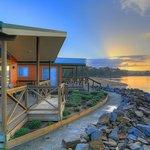 BIG4 Batemans Bay waterfront cabin accommodation
